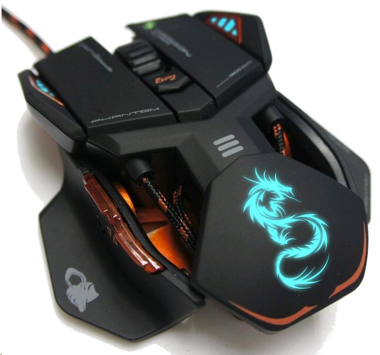 Ugly Dragon Mice