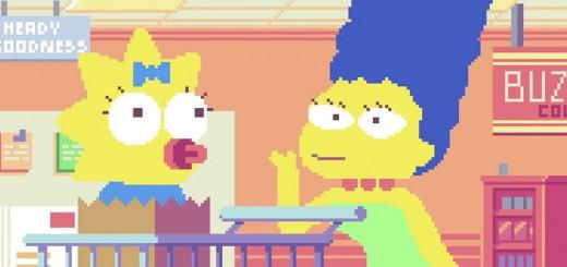 © Simpsons Pixels © Youtube